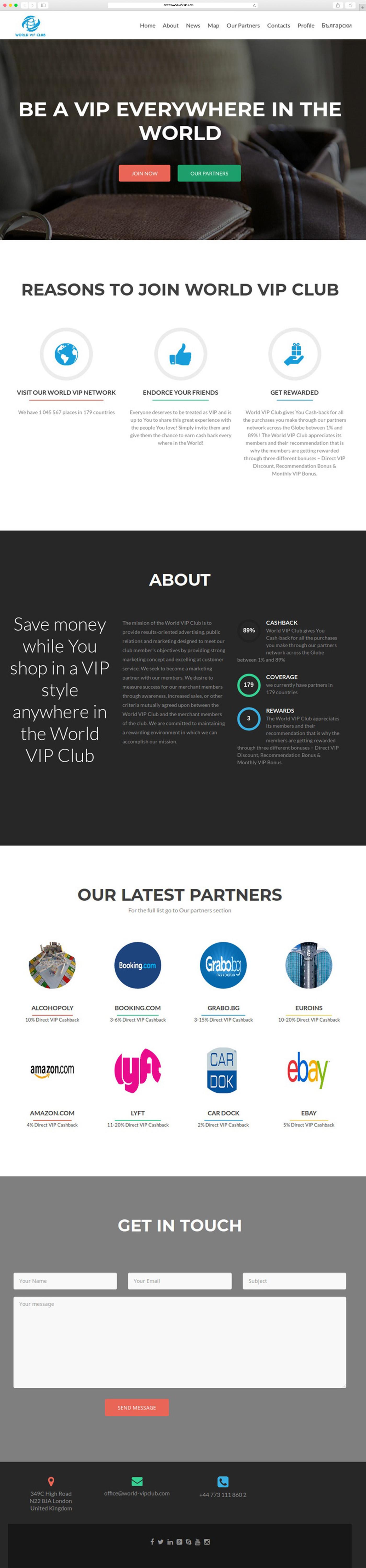 World Vip Club